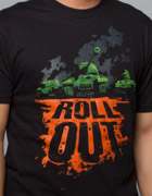 World Of Tanks Roll Out T Shirt