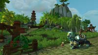 World of Warcraft Mists of Pandaria Mounts and Pets Revealed