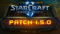 Starcraft 2 Patch 1.5.0 Is Live