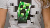 Minecraft T Shirts Of Diamond Quality