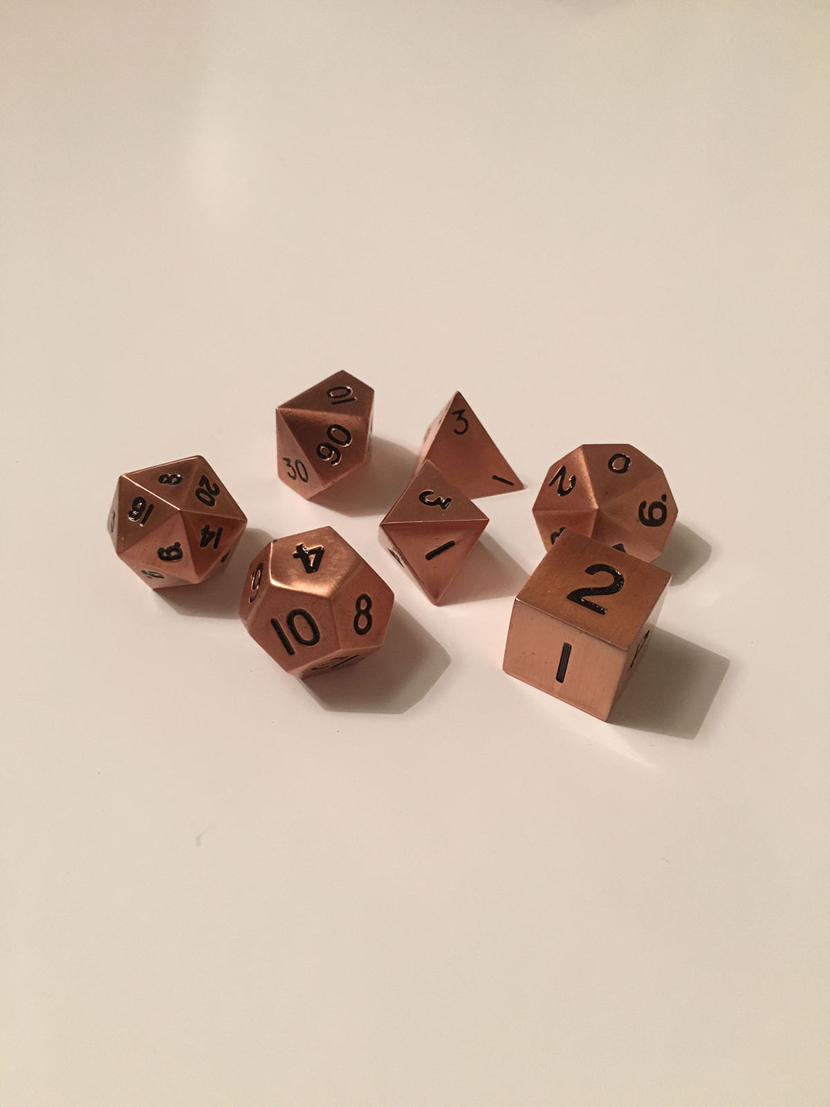 Essential Tabletop RPG Gear (Part 1): Dice