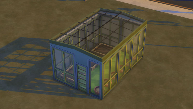 The Sims 4 – How To Build A Greenhouse
