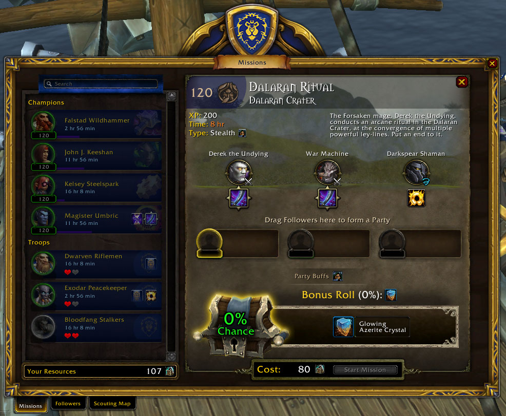 WoW: Battle for Azeroth – How To Get More War Resources