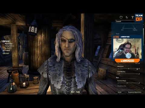 Elder Scrolls Online – let's learn, with @Shaun_TheBrawn – Part 1
