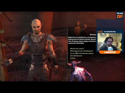 ESO – First play with Shaun_TheBrawn, Level 4 – Part 2