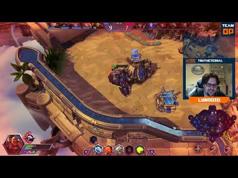 Heroes of the Storm – Lynq and pMauz, Born to Storm!