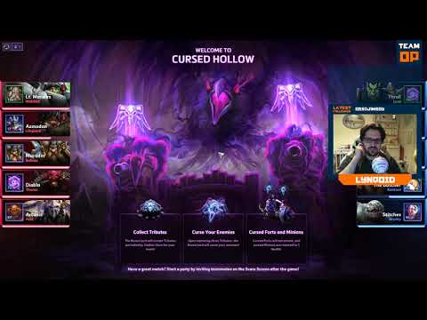 Heroes of The Storm – Working towards ranked play, 15 heroes at lvl 5 – Part 2