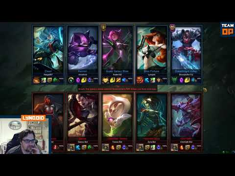 League of Legends with Obisidian and Anders