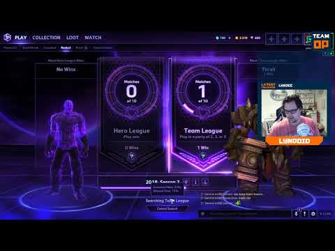 [UK] Team Placement Matches with pMauz, Heroes of the Storm