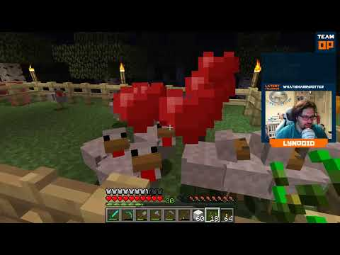 Vanilla Minecraft, Redstone stuff and cave delving!