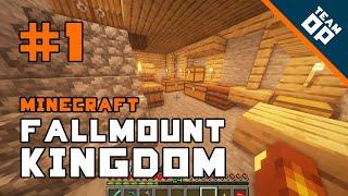 Fallmount Kingdom: Episode 1 – Tavern Basement & Secret Mine Shaft!