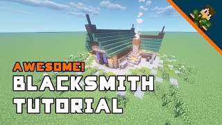 Minecraft Blacksmith Tutorial