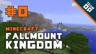 Minecraft Fallmount Kingdom: Episode 0 – Travelling to Ester Hollow