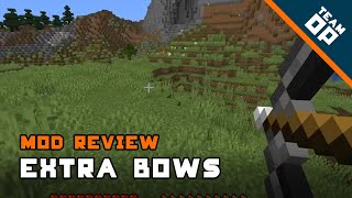 Minecraft Mod Extra Bows Review -TeamOP