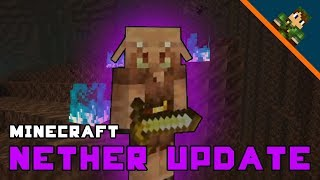 Minecraft Nether Update (Details!)