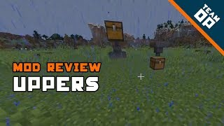 Minecraft Uppers Mod Review – TeamOP