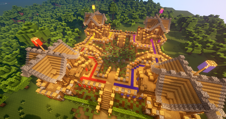 Is this the ultimate Minecraft survival base? We think so.